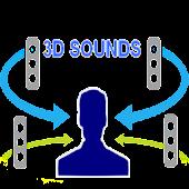أصوات ثلاثية الأبعاد