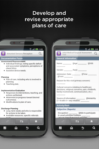 Nurse's Pocket Guide- screenshot