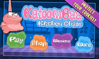 Screenshot of Katoombaa Kitchen Chaos