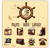 Pirate GO LauncherEX Theme