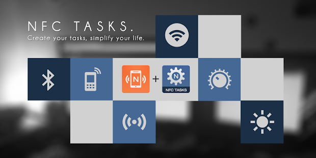 NFC Tasks- screenshot thumbnail