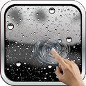 Drops of Rain on Glass icon