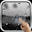Drops of Rain on Glass icon