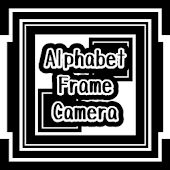 Alphabet Frame Camera