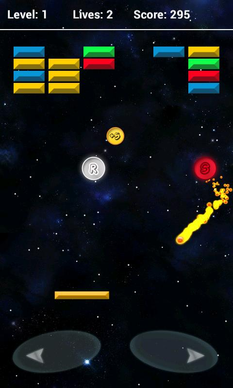 Breakout - Space Edition FREE - screenshot