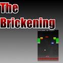 The Brickening logo