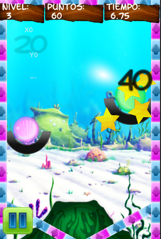 Launch Bubbles Water Game
