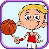 Toddler Basketball Coach
