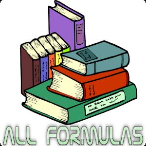 All Formulas 1.0.1