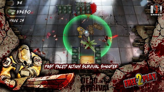 Dead on Arrival Screenshot 3