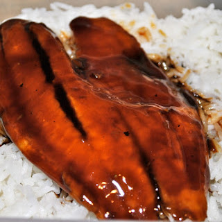 Asian Fish Filets.