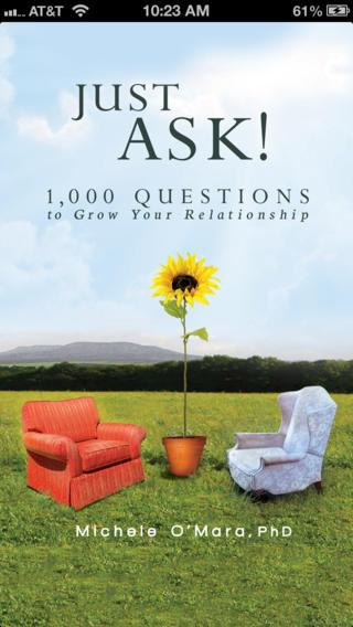 Just Ask:  1000 Questions- screenshot