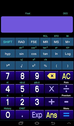 Calculator Scientific