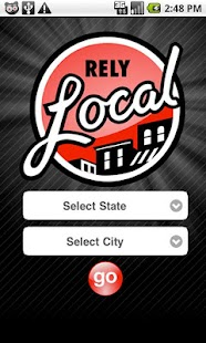 RelyLocal Mobile - screenshot thumbnail