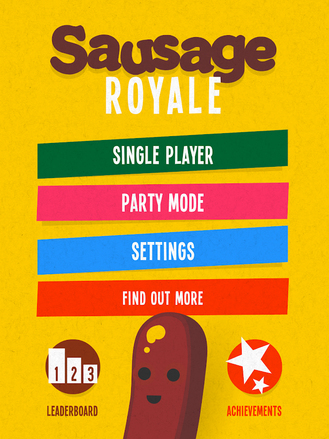 Sausage Royale- screenshot