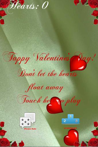 Tappy Valentine's Day