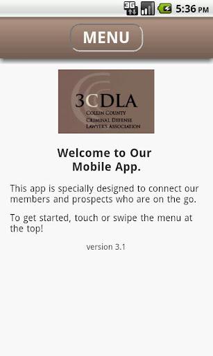 3CDLA Mobile App