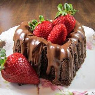 One Bowl Chocolate Cake II.