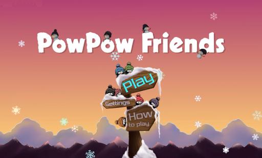 PowPow Friends
