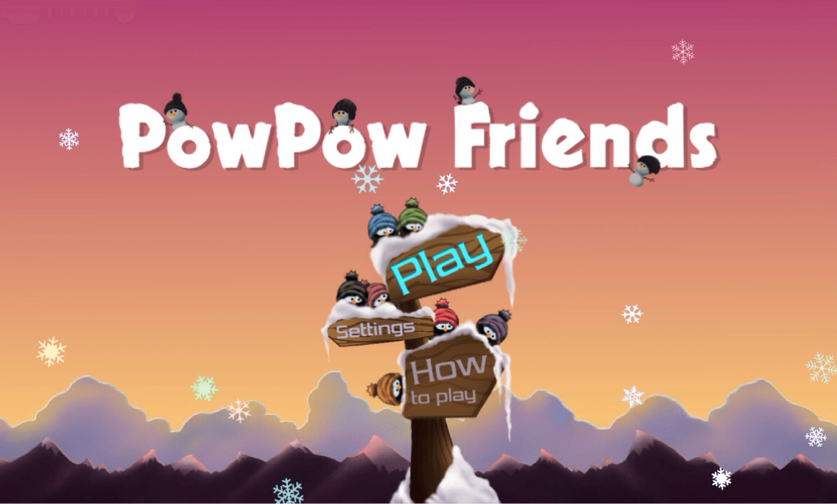 PowPow Friends- screenshot