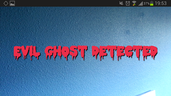 Camera Ghost Detector - screenshot thumbnail