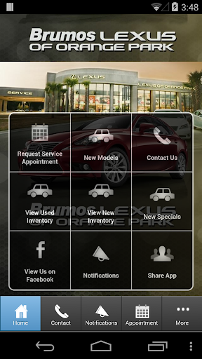 Brumos Lexus of Orange Park