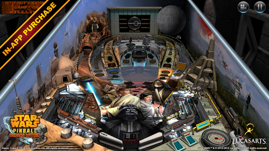 Star Wars™ Pinball 5- screenshot thumbnail