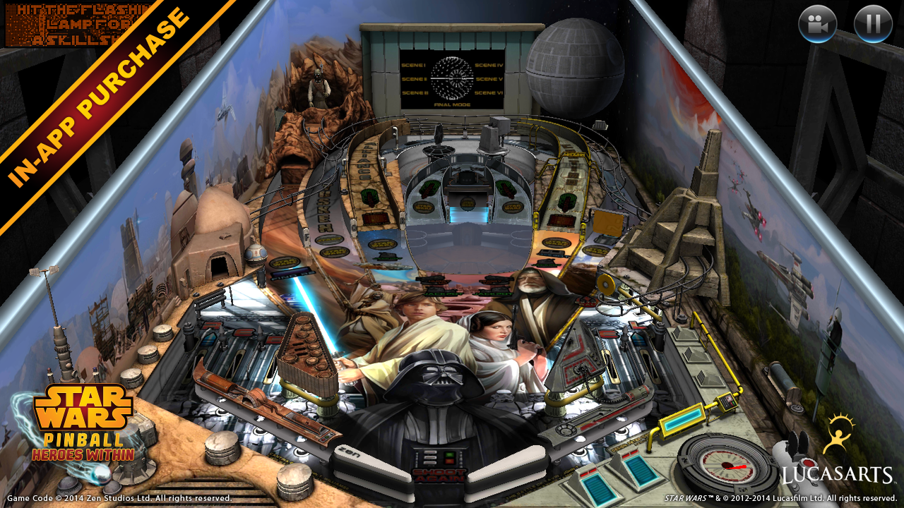 Star Wars™ Pinball 5- screenshot
