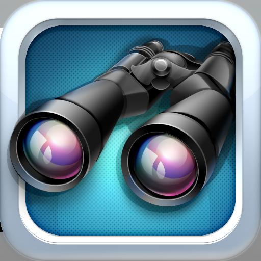 双眼鏡 – カメラを簡単にスーパーズーム 攝影 App LOGO-APP試玩