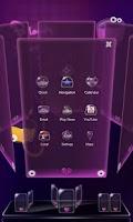 Screenshot of B.S.Love Next Launcher Theme