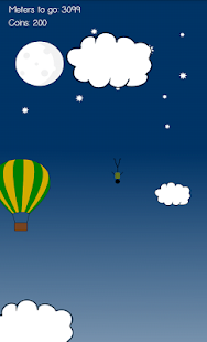 Stickman Parachute Action - screenshot thumbnail