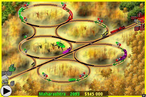 Railway Game in India full