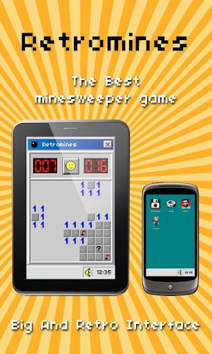 【免費解謎App】Retromines-APP點子