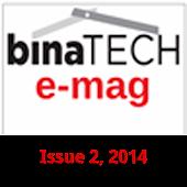 BINATECH E-MAGAZINE 2/2014