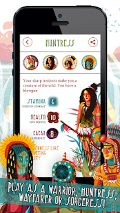 Necklace of Skulls – Gamebook- screenshot thumbnail
