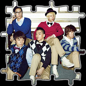 Big Bang band Puzzle