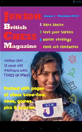 Junior British Chess Magazine