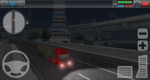 Truck Simulator : City 1.4 screenshots 8