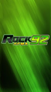 Rock92 KFMA - screenshot thumbnail