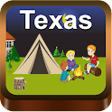 Texas Campgrounds icon