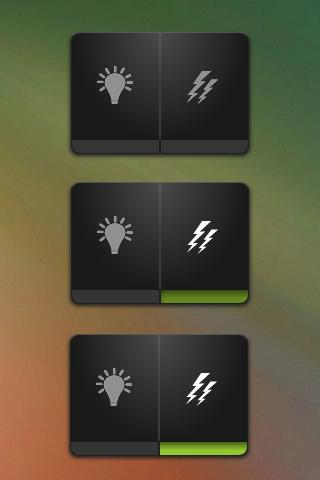 Flashlight++ Widget - lite- screenshot