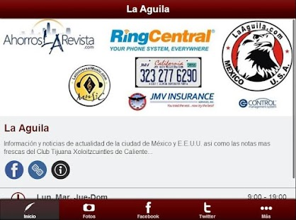 La Aguila - screenshot thumbnail