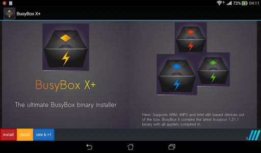 busybox x plus vX+ 30