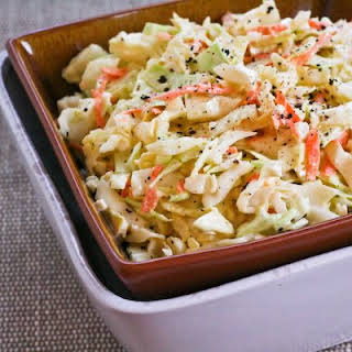 Blue Cheese Coleslaw.