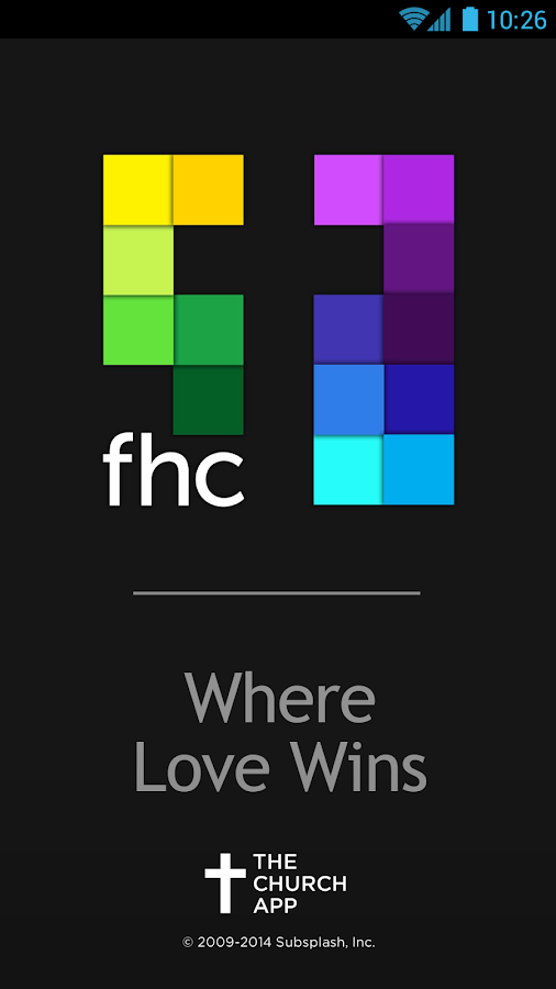 FHC - screenshot