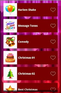 Christmas Ringtones 2014 - screenshot thumbnail