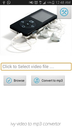 ivy video to mp3 convertor
