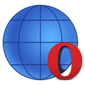 Verizon Opera Mini logo