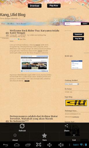 Ulid Blog