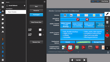 Adobe Connect 2.4.9 screenshot 3219